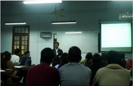 Technical Writing and Presentation Workshop 2010 at BUET